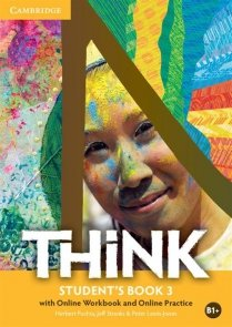 Think 3 Student's Book with Online Workbook and Online Practice