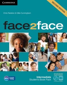 face2face Intermediate Student's Book with DVD