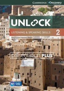 Unlock 2 Listening and Speaking Skills Presentation Plus DVD
