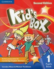 Kids Box 1 Pupil's Book