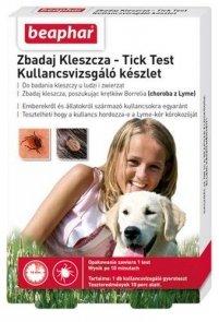 Beaphar Tick Test - zbadaj kleszcza - choroba z Lyme