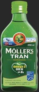 TRAN Mollers jabłkowy 250ml