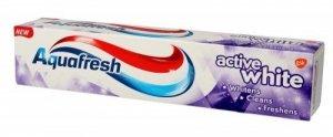 Aquafresh Pasta do zębów Active White 3w1  125ml