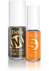 Delia Cosmetics Size M Emalia do paznokci  10.01  8ml