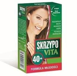 SKRZYPOVITA 40+  x 42 tabletki