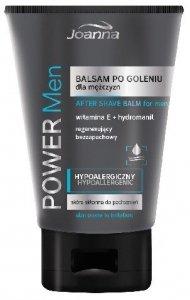 Joanna Power Men Balsam po goleniu hypoalergiczny  100g