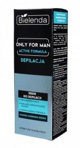 Bielenda Only for Man Krem do depilacji Active Formula  100ml
