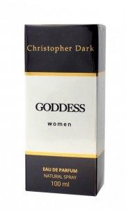 Christopher Dark Women Goddess Woda perfumowana  100ml