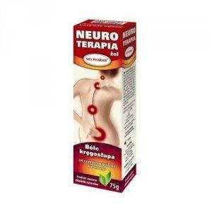 NEURO TERAPIA żel przciw bólom kręgosłupa 75g