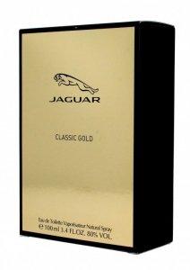 Jaguar Classic Gold Woda toaletowa  100ml