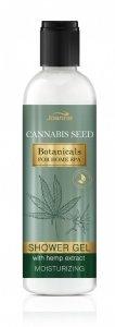 Joanna Botanicals For Home Spa Żel pod prysznic Cannabis Seed  250ml