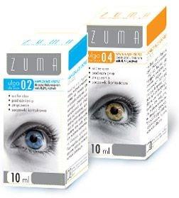 ZUMA Ulga dla oczu 0,4% krople 10ml