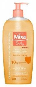 Mixa Baby Plyn do kapieli i mycia z olejkiem  400ml
