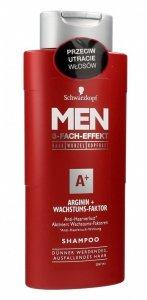 Schwarzkopf Men Szampon do włosów przeciw wypadaniu z argininą  250ml