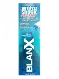 Blanx Pasta do zębów wybielająca White Shock Protect LED 75ml