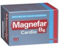 MAGNEFAR Cardio x 50 tabl.