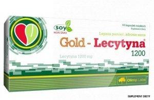 OLIMP Gold Lecytyna x 60 kaps.
