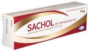 SACHOL żel dentystyczny 10g