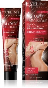 Eveline Laser Precision Krem do depilacji bikini,pach i rak 5-minutowy  125ml