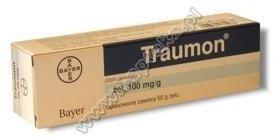 TRAUMON żel 50 ml