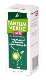 TANTUM VERDE Forte aerozol 15ml