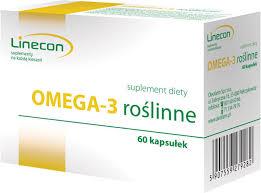 OMEGA-3 roślinne * 60 kaps