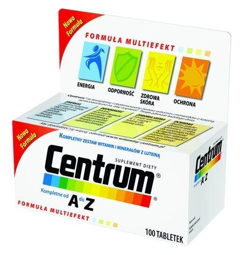 CENTRUM A-Z MULTIEFECT x 100 tabl.