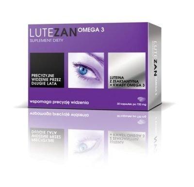 LUTEZAN Omega   30 kaps.