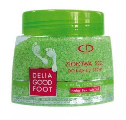 Delia Cosmetics Good Foot Ziolowa sol do kapieli 100ml