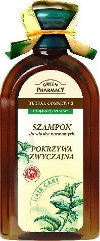Green Pharmacy Szampon do wlosow normalnych Pokrzywa