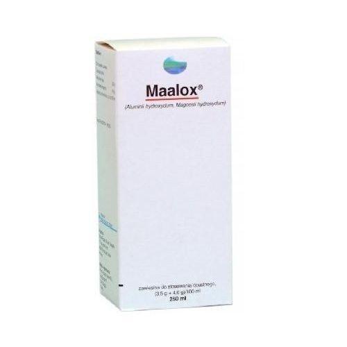MAALOX zawiesina 250ml