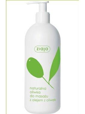 Ziaja OLIWKOWA oliwka do masażu 500 ml