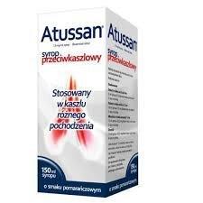 ATUSSAN syrop 1,5 mg/ml 150 ml