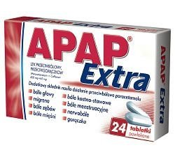 APAP Extra x 24 tabl.
