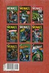 MARVEL MASTERWORKS ATLAS ERA MENACE VOL 01 HC (STANDARD COVER)
