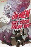 UN-MEN VOL 01 GET YOUR FREAK ON SC