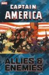 CAPTAIN AMERICA ALLIES AND ENEMIES TP