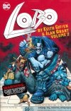 LOBO BY KEITH GIFFEN AND ALAN GRANT VOL 02 SC