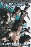 BLACKEST NIGHT BLACK LANTERN CORPS VOL 02 HC