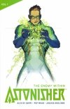 CATALYST PRIME ASTONISHER VOL 01 THE ENEMY WITHIN SC