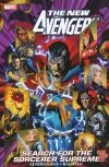 NEW AVENGERS VOL 11 SEARCH FOR THE SORCERER SUPREME SC **