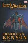 LORDS OF AVALON KNIGHT OF DARKNESS HC