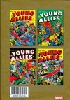 MARVEL MASTERWORKS GOLDEN AGE YOUNG ALLIES VOL 02 HC (STANDARD COVER)