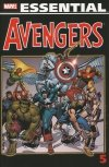 ESSENTIAL AVENGERS VOL 05 SC *