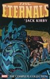 ETERNALS BY JACK KIRBY THE COMPLETE COLLECTION SC (VARIANT COVER)