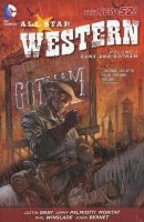 ALL STAR WESTERN VOL 01 GUNS AND GOTHAM SC