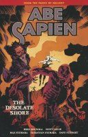 ABE SAPIEN VOL 08 THE DESOLATE SHORE SC