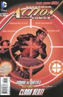 ACTION COMICS #10 (SUPERCENA)