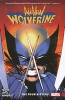 ALL-NEW WOLVERINE VOL 01 THE FOUR SISTERS SC **