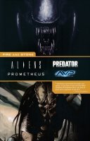ALIENS PREDATOR PROMETHEUS AVP FIRE AND STONE SC